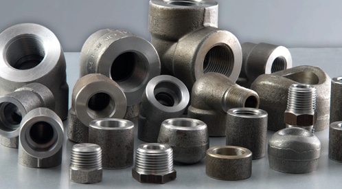Alloy 20 Forged Pipe Fittings