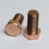 Copper Nickel Bolt