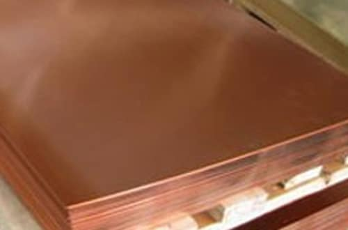 Copper Nickel Sheets, Plates & Coils