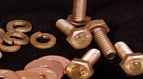 Copper Nickel Industrial Fasteners