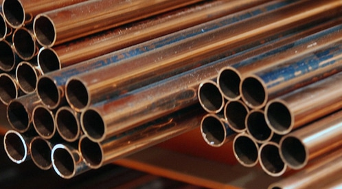Copper Nickel 90/10 Seamless Pipes