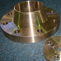Copper Nickel Flat Face Flanges