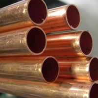 Cupro Nickel 90/10 Seamless Pipes