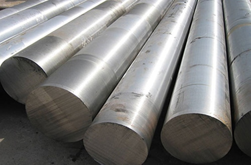Duplex Steel Round Bars & Rods