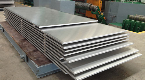 Super Duplex Steel S32760 Sheets, Plates