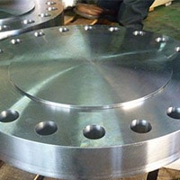 A286 High Hub Blind Flanges
