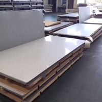 Inconel 617 Hot Rolled Plates