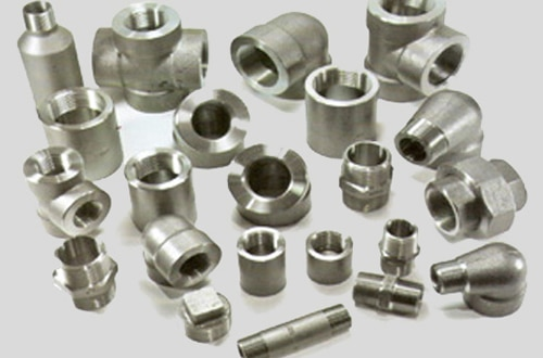 Monel Alloy Forged Fittings