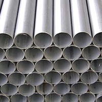 Stainless Steel 316Ti Round Pipes & Tubes