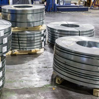 300 Series Jindal Stainless Steel Slit Coil