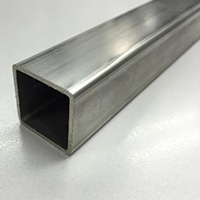 Stainless Steel 316Ti Square Pipes & Tubes