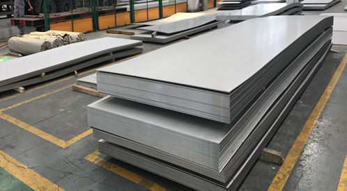 Stainless Steel 409 Sheets, Plates