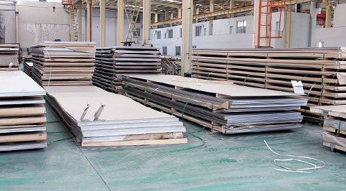 Stainless Steel 430 Sheets, Plates