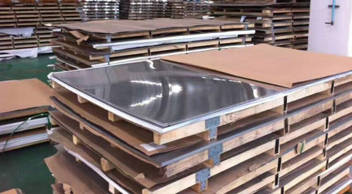 Stainless Steel 410S Sheets, Plates