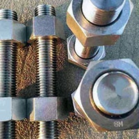 Super Duplex Steel Stud Bolt