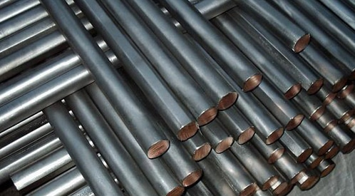 Titanium Gr  2 Round Bars, Grade 2 Titanium Alloy Bars, CP