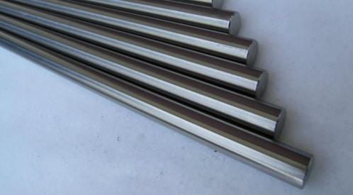 Titanium Gr  4 Round Bars, Grade 4 Titanium Alloy Bars, CP Titanium