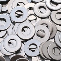 Super Duplex Steel Washer